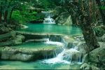 healing waters waterfalls thailand