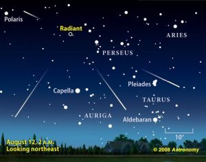 05 radiant in Perseus