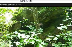 calcite entrance
