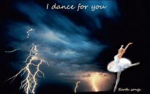 I dance for you