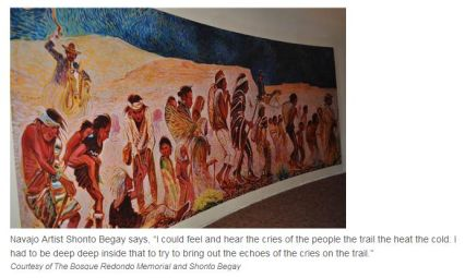 Navajo Trail of Tears