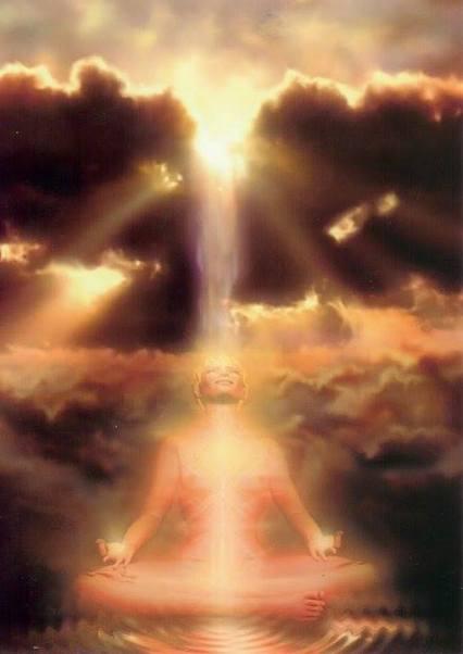 kundalini flows through me