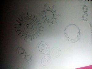 Lakota Sun and eternity
