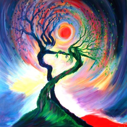 spirit dancing   dancing-tree-spirits-by-annieb