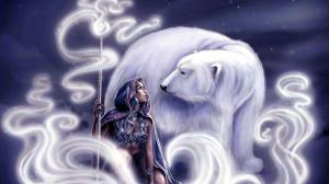 mystical_harmony_dream_beautiful_white_bear_1920x1080_hd-wallpaper-1676191