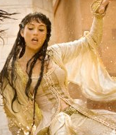 The Prince of Persia-The Sands of Time-Gemma Arterton-Tamina-wet